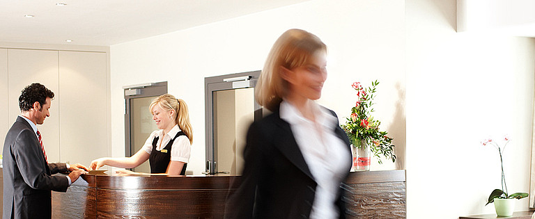 Your personal contact to the team of Hotel Falken in Memmingen