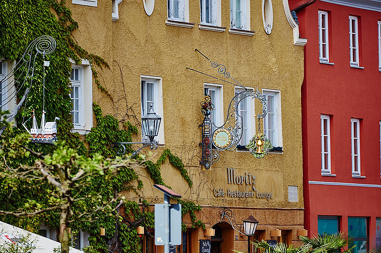 Discover the old town of Memmingen