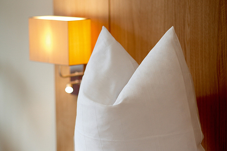Enjoy your stay in one of our single rooms at the Hotel Falken